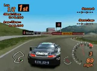 Screenshot Thumbnail / Media File 1 for Gran Turismo 2 - Simulation Mode [NTSC-U]
